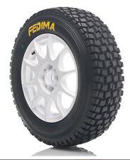 Autocross Pneus FEDIMA F/KX 165/70r14 s0 E-marquage-Rouge/Supersoft