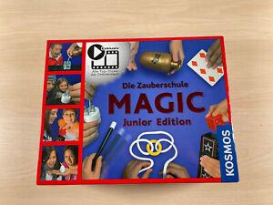 Zauberkasten Kinder, Die Zauberschule Magic, Junior Edition