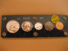 1953  Silver U.S. Proof set / Plastic Case