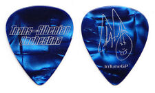 Tso Trans-Siberian Orchestra Chris Caffery Signature Blue Pearl Guitar Pick