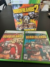 Borderlands 2 Deluxe Vault Hunter's Collection Factory Sealed With Other Goodies