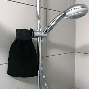Peelinghandschuh extra rau - aus Köln - in schwarz