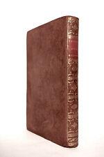 TABARAUD. DE LA NÉCESSITÉ D'UNE RELIGION DE L'ÉTAT. 1803. EDITION ORIGINALE.