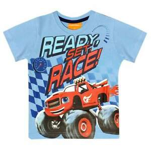 Blaze and the Monster Machines Boys T-Shirt