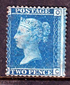 SG45 2d Blue Plate 9 M/MINT(343)