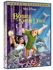 DVD *** LE BOSSU DE NOTRE DAME ***  Walt Disney N° 43  ( neuf emballé )