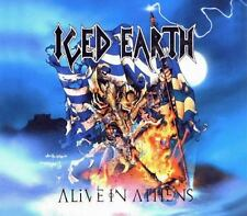 ICED EARTH Alive in Athens  3 CD SET