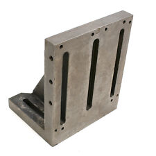 """12"""" X 10"""" X 8"""" Ground Slotted Right Angle Plate"""