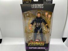Marvel Legends Captain America Avengers Infinity War Wave- NO BAF PART NO SHIELD