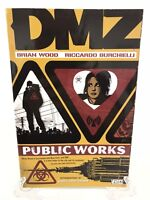 DMZ Volume 3 Public Works Collects #13-17 Vertigo Comics TPB Trade Paperback New