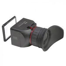 GGS Swivi S1 4:3 Foldable 3x LCD Viewfinder Loupe for Nikon D7000 D90 D2 6D UK
