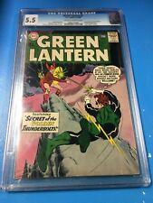 Green Lantern #2 1960 CGC 5.5 Early Silver Age DC Beauty Cheap!