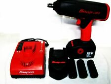 """SNAP-ON CT6850 18-VOLT 1/2"""" Cordless Impact Wrench High Output"""