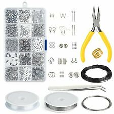 Kuuqa Jewelry Making Kit Jewelry Findings Starter Kit Jewelry Beading Making .