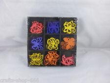 36 Schmetterlinge Holz Streuelemente  Tischdeko  Basteln Kartengestaltung