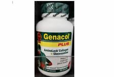Genacol Plus with Hydrolyzed Collagen & Glucosamine for Joint Health 90 Capsules