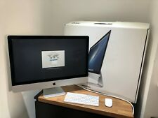 "Apple iMac Late-2013 27"" Desktop 3.2GHz i5 Quad Core 8GB RAM 1TB HDD GT 755M"