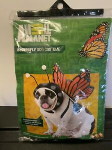 Extra Small Butterfly Dog Costume Animal Planet Pet Costume