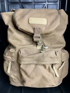 Canvas Vintage Camera Bag,Photography Lightweight Daypack Waterproof Anti-Theft