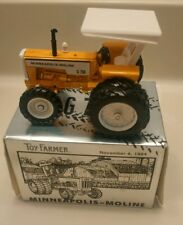 Ertl 1/43 scale Minneapolis Moline G 750 Tractor November 4, 1994 Toy Farmer