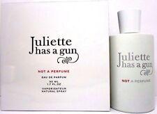 JULIETTE HAS A GUN NOT A PERFUME Eau De Parfum Spray 1.7 Oz / 50 ml BRAND NEW!!!