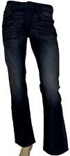 GOLD SPUN Men's Premium Denim Jeans - Size: 32  Color: Blue