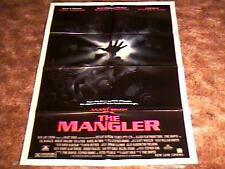 MANGLER MOVIE POSTER HORROR  STEPHEN KING