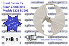 Braun Disc Insert Carrier Part No 7051145 67051145 BR7051145 - Models 3202, 3205