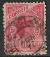 Old Brazil stamp - see scan