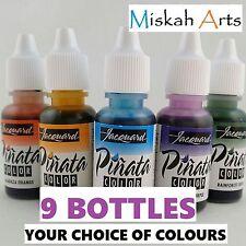 JACQUARD PINATA Alcohol Inks 14ml - 9 BOTTLES - You choose the colours!