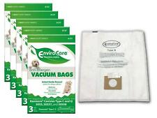 EnviroCare Replacement Anti-Allergen Vacuum Bags for Kenmore Canister Type C or