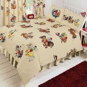Thelwell, Novelty Horse Bedding (King size 230 x 220cm)