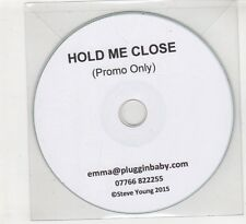 (HD643) Steve Young, Hold Me Close - 2015 DJ CD