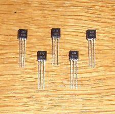 10 Transistoren  MPS A 42 ( npn , 300 V , 0,5 A , 0,625 W )