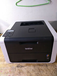 Brother HL-3170CDW Duplex, Network, Digital Color Printer AS IS