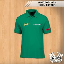 POLO CAN AM BRP TEAM ROTAX POLO SHIRT POLAIRE