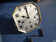 ancien carillon style ODO 8 marteaux boite a musique westminster horloge