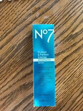 (New) Boots No7 Protect & Perfect Intense Advanced Serum - 1.0 oz / 30 ml
