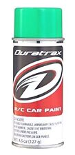DuraTrax R/C Lexan Polycarbonate Spray Paint 4.5 oz Can PC281 Fluorescent Green