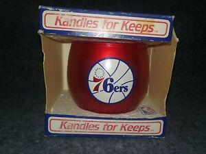 1992 Vintage Kandles For Keeps Philadelphia 76ers