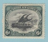 NEW GUINEA 6  MINT HINGED OG * NO FAULTS  VERY FINE!