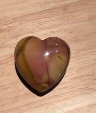 Mookaite Jasper Puffy Heart Premium!!