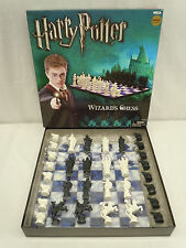 NECA Borders Exclusive Harry Potter Wizard's Chess Set Board Game