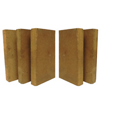 30% Alumina Refractory Fire Brick Kit 2426°F of 5 replacements 9