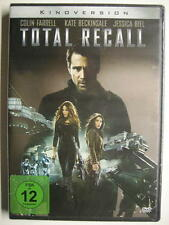 TOTAL RECALL - DVD - OVP