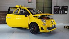 Bburago Fiat Diecast Vehicles, Parts & Accessories