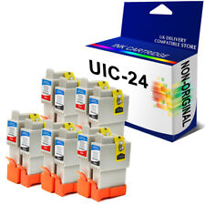10 ink Cartridge for Canon BCI-24 i250 i320 i450 i450X i470D MP360 All in one