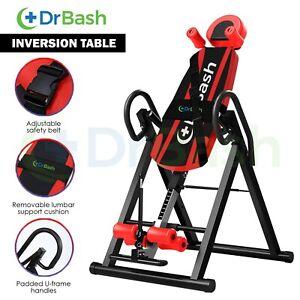 Sturdy Inversion Table Dr Bash Foldable Gravity Table Stretcher Inverter Fitness