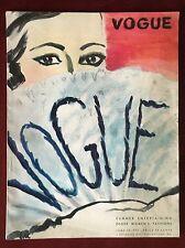 Vogue Magazine ~ June 15, 1932 ~ Eric