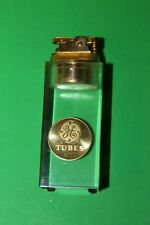"RARE VINTAGE GE RADIO TUBE ""COMMEMORATING THE 100TH MILLION COMPACTRON"" LIGHTER"